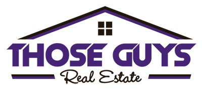 Those Guys Real Estate Logo